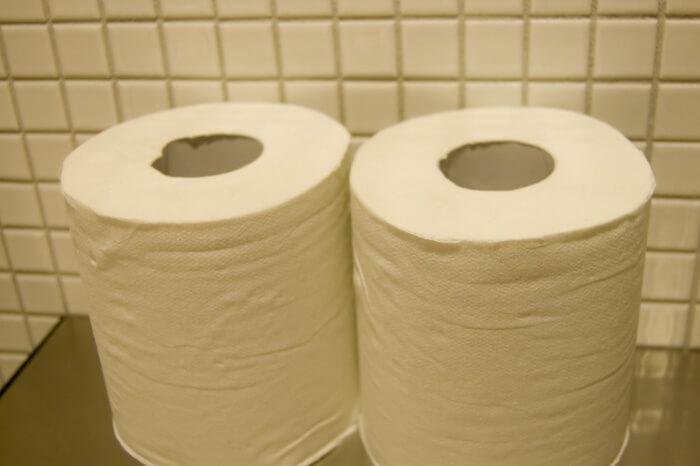 最重要装備はやっぱりトイレ