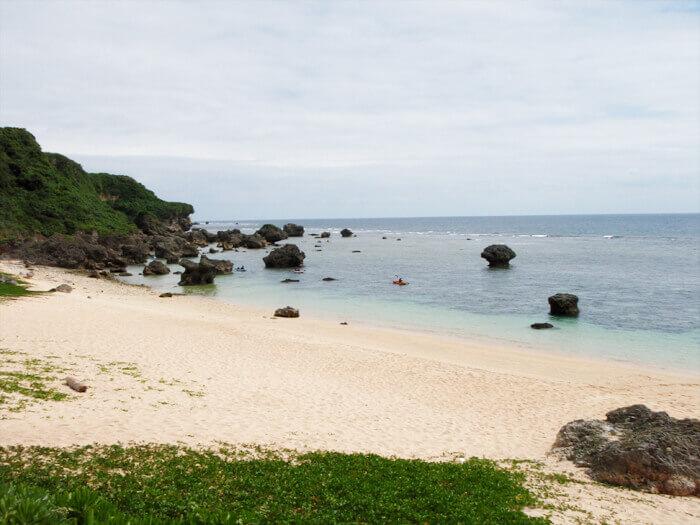 保良泉ビーチ